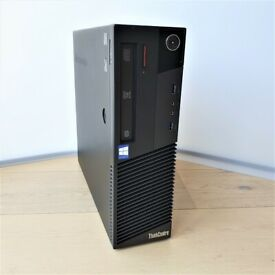 Lenovo ThinkCentre M83 Pro i5 4570 8GB Ram 500GB HDD Business / Gaming Desktop PC Computer