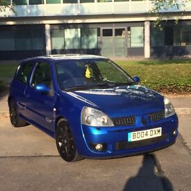2004 Renault Clio 182 Sport 2.0 16v