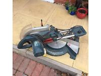 Bosch radial chop saw