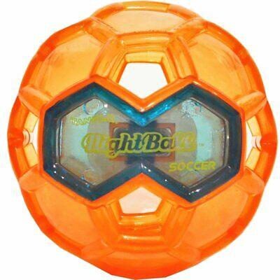 Tangle Creations NightBall Light Up LED Kids Soccer Ball - Light Soccer Ball