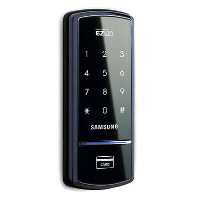 Samsung EZON SHS-1321 Digtial Door Lock w/ 2 Key Tags and English Manual EXPRESS