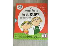 Charlie and Lola 5 stories Collection