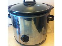 Morphy Richards Slow Cooker Kitchen Appliance Good Condition