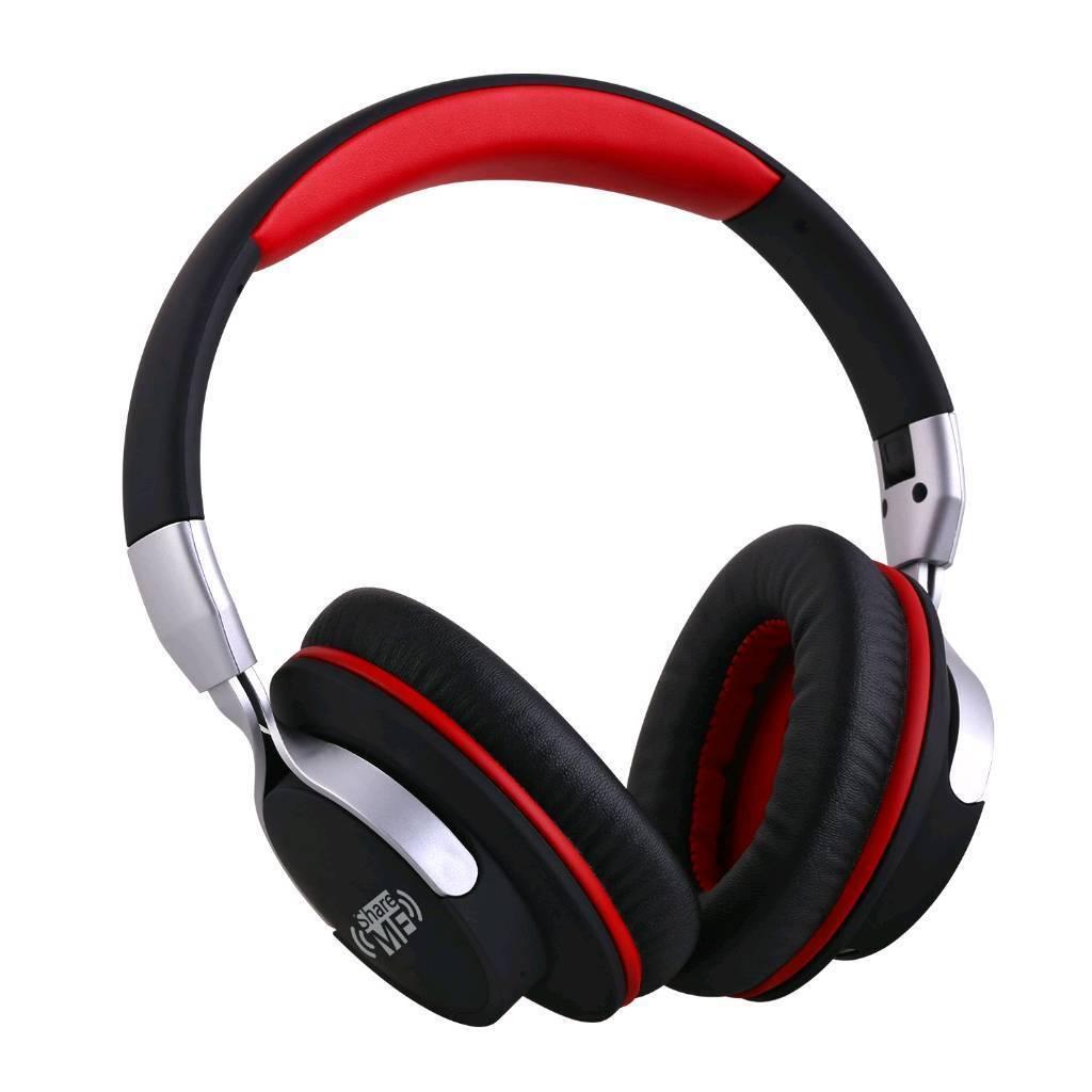 Ausdom AH861, Wireless Headset/Headphones with Microphone Stereo