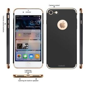 BRAND NEW = INATECK PC5001 iPhone 7 Case, 3 In 1 Ultra-Thin And Slim, Hard Protective Cover