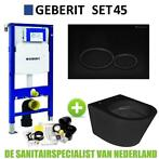 Geberit UP320 Toiletset set45 Wiesbaden Vesta Rimless Mat...