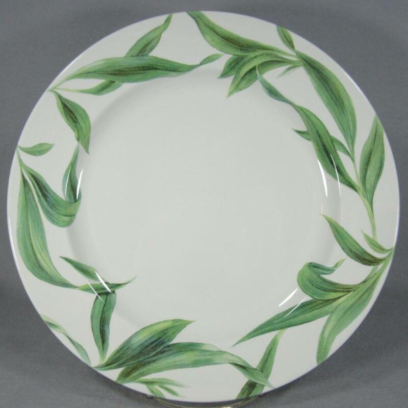 """4 Spode English Floral 12¾"""" Plates Chargers Platters for Williams Sonoma"""