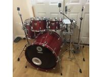 Yamaha Rock Tour Drum Kit // Fully Refurbished // Free Local Delivery