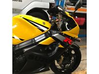 Good condition honest GSXR 1000 in yellow. Well maintained