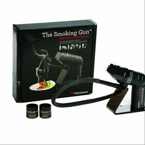 SMOKING GUN - HANDHELD FOOD & DRINK SMOKER BY POLYSCIENCE Perth Region Preview