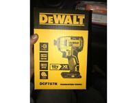 Dewalt impact drill new in box