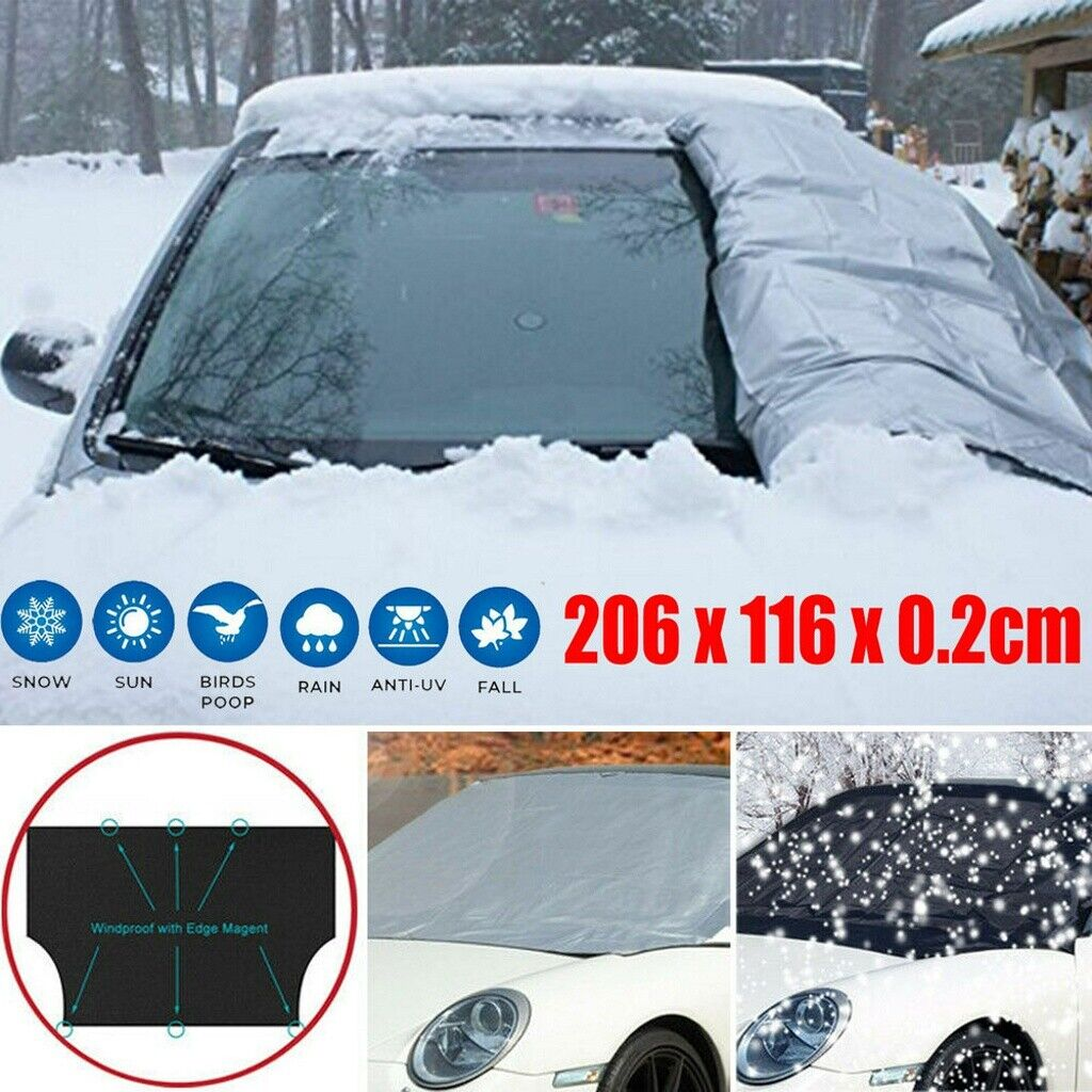Mini One Universal Anti Frost Snow Ice Wind Screen Protector Cover