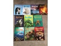 10 x Usborne Beginners Books