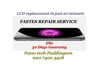iPhone 4, 4s, 5, 5s, 5c, 6, 6+ LCD SCREEN Replacement NOW EXPRESS REPAIR | In Paddington