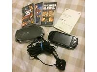 PSP GOOD CONDITION FULLY WORKING GAMES