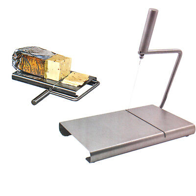 Slicer-board (Stainless Cheese Wire Slicer Board Cheese Board With Wire Cheese Slicer)