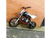 125cc Pitbike/dirtbike