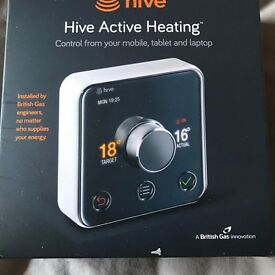 HIVE ACTIVE HEATING 2 WITH INSTALLATION (BRAND NEW)