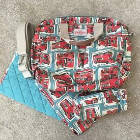 Cath Kidston Bus changing bag unisex boys