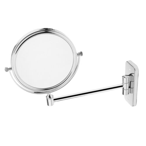 Vanity Makeup Mirror 1x/3x Wall Mount Magnifying for Cosmeti
