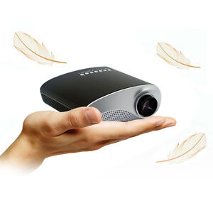Ipad mini projector ebay for Pocket projector for iphone 5