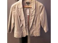 Ladies jacket size 12 Warehouse