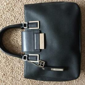 Calvin Klein large black handbag