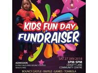 Kids Fun Day: Spider Ede Fundraiser