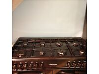 Duel cook work double cooker