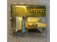 Doormaster Narrow Cylinder - New