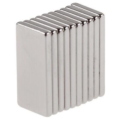5-50pcsn50 Magnets Block Cube Rare Earth Neodymium Rectangular Super Strong Lump
