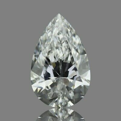 Quality Diamonds - Certified Loose Diamond For Sale 1/3 Ct Pear Shaped Diamond