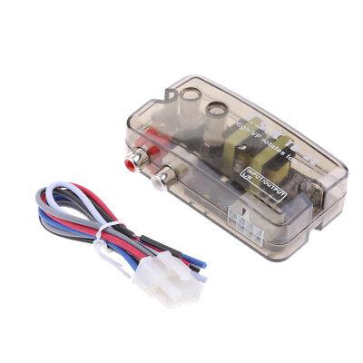 Conversor estéreo RCA Convertidor de altavoz de línea de nivel VF alto...