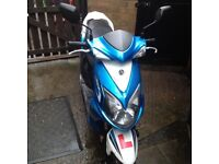 NOW REDUSED £600 No offers Sim jet 4 in good condition only selling as upgrading to 125 cc