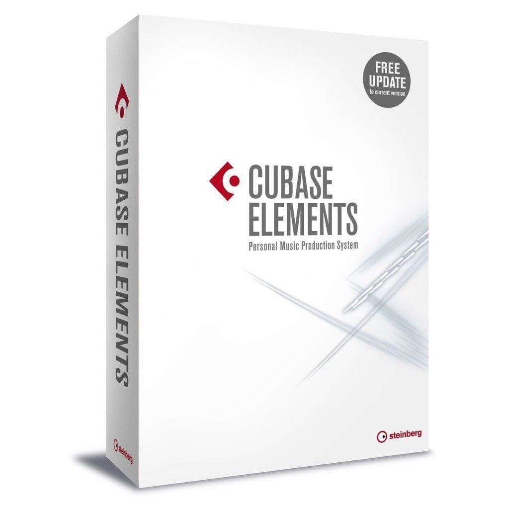 Cubase Elements - Version 9 Brand new in box - sealed