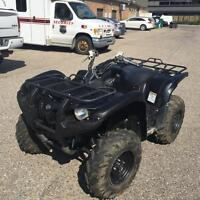 2014 Yamaha Grizzly 700 special edition EPS