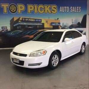 2010 Chevrolet Impala LT, AUTOMATIC, ALLOY WHEELS, IMMACULATE CA