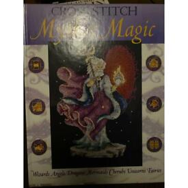Cross stitch myth and magic