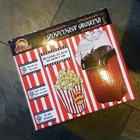 Mini air popcorn maker