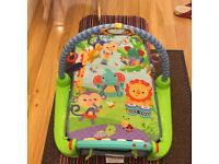Crib, Moses basket, swing & playgyms