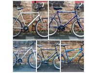 5 - BIKES FOR SALE