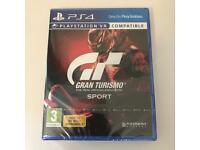 Gran Turismo Sport New and Sealed for PlayStation 4