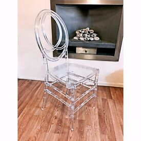 Ghost Chair Acrylic Clear Chair