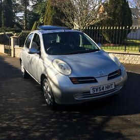 Nissan Micra 1.2 Automatic 5 Door