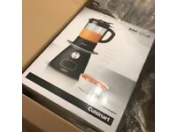 Cuisinart Soup Maker & Food Blender - SSB1U Black (brand new)