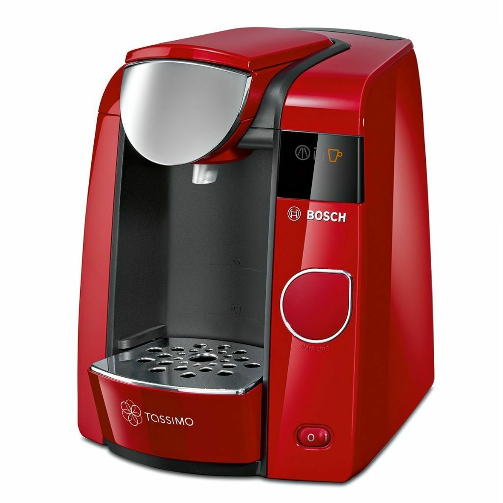 bosch tassimo joy tas4503gb hot drinks machine red. Black Bedroom Furniture Sets. Home Design Ideas