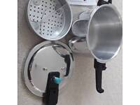 Tower 5.5l pressure cooker.....unused