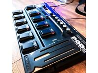 POD XT LIVE guitar effects pedal board