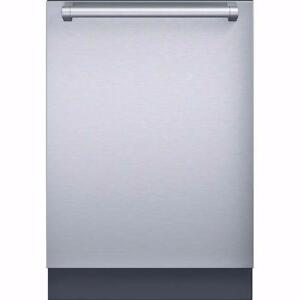 24'' dishwasher, Stainless steel, Thermador