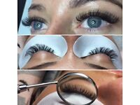 Eyelash Extensions - Russian Volume, Individual, from £30